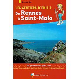 SENTIERS EMILIE DE RENNES A SAINT MALO