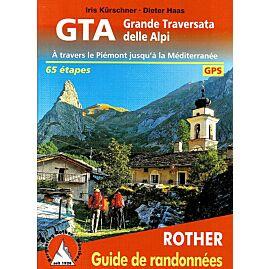 ROTHER GRANDE TRAVERSEE DES ALPES EN FRANCAIS
