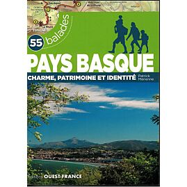 PAYS BASQUE 55 BALADES