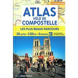 ATLAS VELO DE COMPOSTELLE