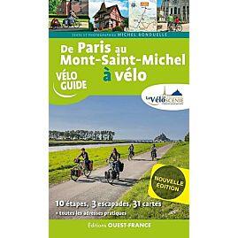 DE PARIS AU MONT SAINT MICHEL A VELO