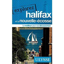 EXPLOREZ HALIFAX  EDITION ULYSSE