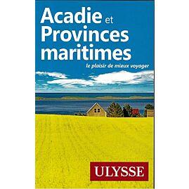 ACADIE ET PROVINCES MARITIMES E.ULYSSE