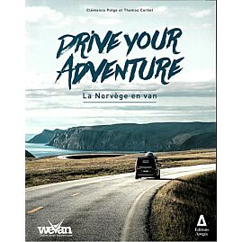 YOUR ADVENTURE LA NORVEGE EN VAN