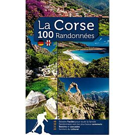 LA CORSE 100 RANDONNEES