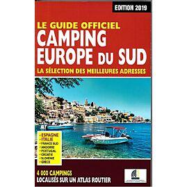 CAMPING EUROPE DU SUD