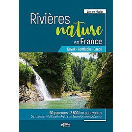 RIVIERES NATURE EN FRANCE CANOE GONFLABLE KAYAK