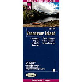VANCOUVER ISLAND 1.250.000 E.REISE