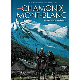 BD CHAMONIX MONT BLANC TOUTE UNE HISTOIRE