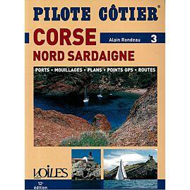 N°3 CORSE NORD SARDAIGNE PILOTE COTIER