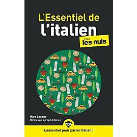 L ESSENTIEL DE L ITALIEN POUR LES NULS