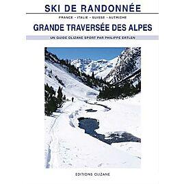 SKI DE RANDO GRANDE TRAVERSEE DES ALPES