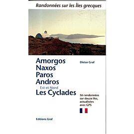 AMORGOS NAXOS PAROS ANDROS LES CYCLADES