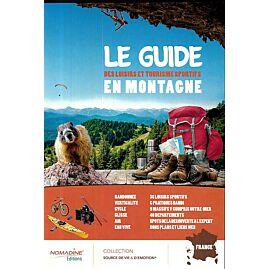 LE GUIDE DES LOISIRS ET TOURISME SPORTIFS EN MONTA