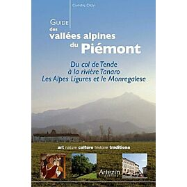 GUIDE DES VALLEES ALPINES DU PIEMONT ALPES LIGURES