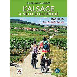 L ALSACE A VELO ELECTRIQUE BAS RHIN