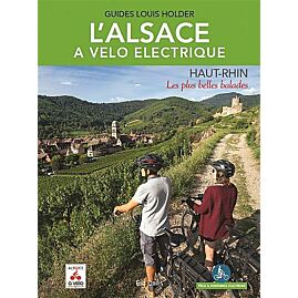 L ALSACE A VELO ELECTRIQUE HAUT RHIN