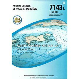 7143L ABORDS DES ILES DE HOUAT ET HOEDIC