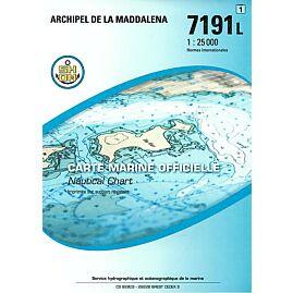 7191L ARCHIPEL DE LA MADDALENA