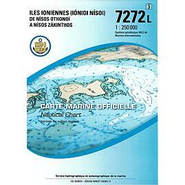 7272L ILES IONIENNES