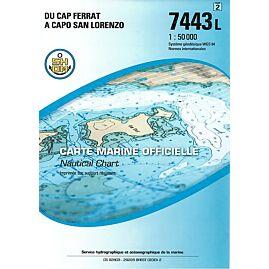 7443L DU CAP FERRAT A CAPO SAN LORENZO