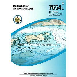 7654L DE ISLA CANELA A CABO TRAFALGAR