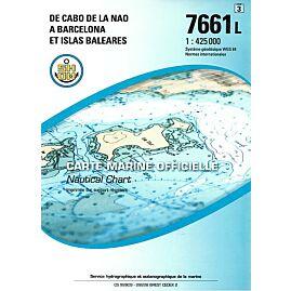 7661L DE CABO DE LA NAO A BARCELONA