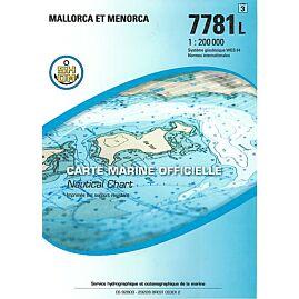 7781L MALLORCA ET MENORCA