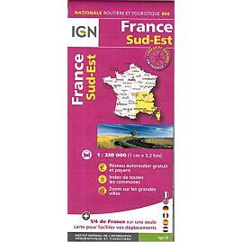 804 FRANCE SUD EST ECHELLE 1.320.000