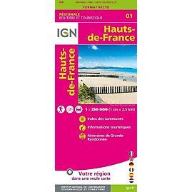NR01 HAUTS DE FRANCE 1 250 000