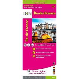 NR03 ILE DE FRANCE 1 250 000
