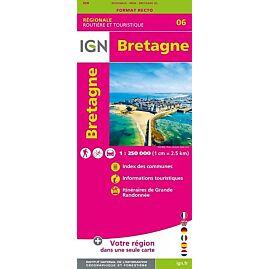 NR06 BRETAGNE 1 250 000