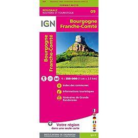 NR09 BOURGOGNE FRANCHE COMTE 1 250 000