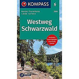 2505 WESTWEG SCHWARZWALD ECHELLE 1 50 000