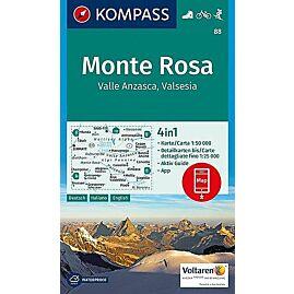 88 MONTE ROSA 1 50 000