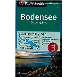 1C BODENSEE 1.75.000