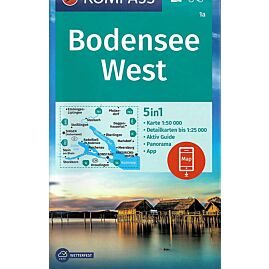 1A BODENSEE WEST 1 50 000