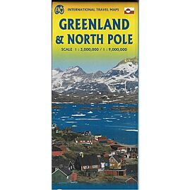 ITM GREENLAND NORTH POLE 1 3 000 000