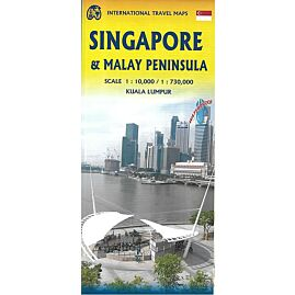 ITM SINGAPORE MALAY PENINSULA 1.10.000