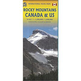 ITM ROCKY MOUNTAINS OF CANADA 1 1 300 000