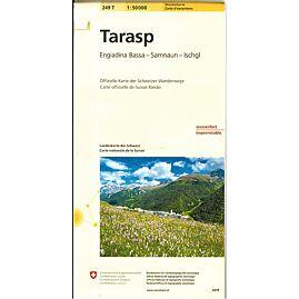 249T TARASP  ECHELLE 1.50.000