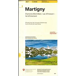 282T MARTIGNY ECHELLE 1.50.000