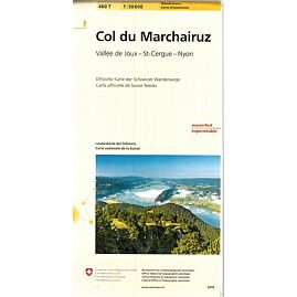460T MARCHAIRUZ ECHELLE 1.50.000