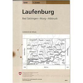 1049 LAUFENBURG ECHELLE 1.25.000