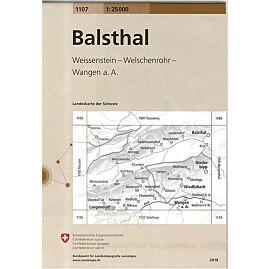 1107 BALSTHAL ECHELLE 1.25.000