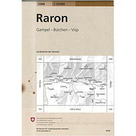 1288 RARON ECHELLE 1.25.000