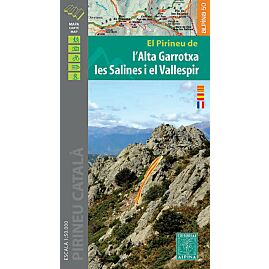 ALTA GARROTXA LES SALINES 1 50 000