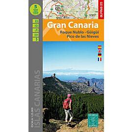 GRAN CANARIA SET 1 25 000