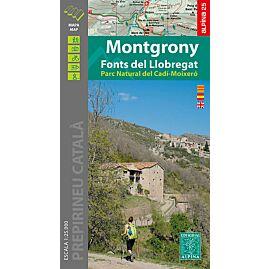 MONTGRONY 1 25 000