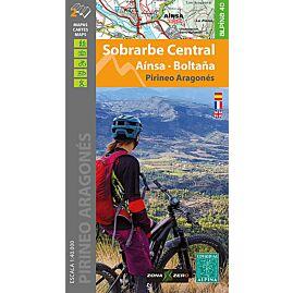SOBRARBE CENTRAL 1 40 000